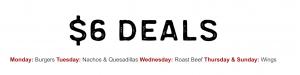 $6 Deals